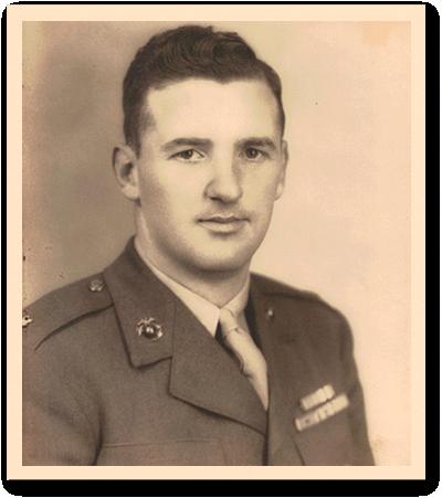 Austin Shofner in 1947.