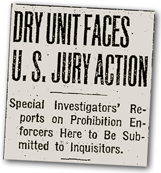 Dry Unit Faces U.S. Jury Action