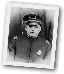 Roy Olmstead the Policeman